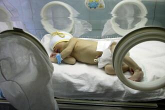 Incurcatura de zile mari la maternitatea Cuza Voda din Iasi!