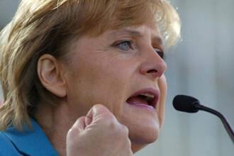 Merkel: Orice masura de stabilizare a euro trebuie sa aiba o strategie