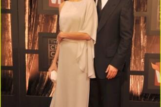 Angelina Jolie ar da si bani, numai ca Brad Pitt sa-i lase ei copiii!