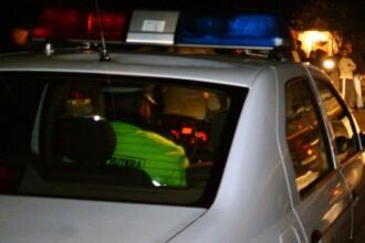 Tupeu de sofer beat: i-a acuzat pe politisti ca au baut mai mult ca el