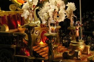 Rio de Janeiro se pregateste de carnaval! Mai sunt doua saptamani