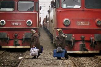 Au prezentat scuze in loc de bilete de tren. Dar nu le-a mers cu nasu'