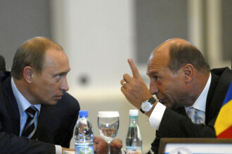 Razboi pe gazele din Marea Neagra. Lovitura pe care Basescu i-a aplicat-o lui Putin, chiar in ultima zi de mandat