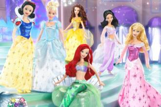 Barbie face prima calatorie in China