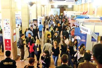 2.500 de locuri de munca disponibile in Cluj. Vezi in ce domenii