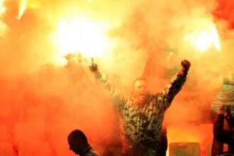 Proteste de amploare la Sofia, impotriva coruptiei. 23 de oameni raniti
