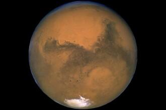 Gazul metan - dovada ca exista viata pe Marte!