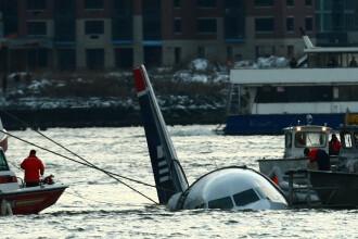 Avionul care a aterizat fortat pe raul Hudson in 2009, scos la licitatie