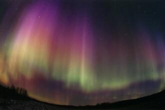 Riscam sa nu mai vedem aurora boreala din cauza incalzirii globale