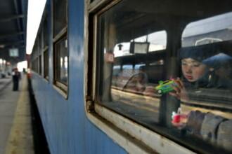 Peste 700.000 de calatori prinsi fara bilet in tren, in 2008