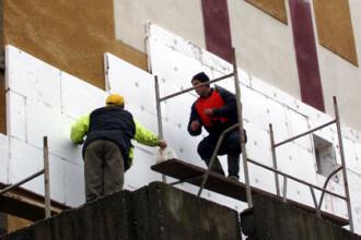 Miercuri incepe programul de reabilitate termica la blocurile vechi!