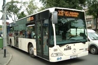 RATB suplimenteaza numarul de autobuze in noaptea de Inviere. Traseele si programul de sarbatori
