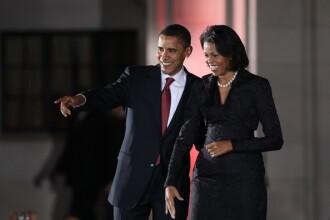 Baluri in lant in cinstea lui Barack Obama