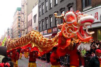 Noul an chinezesc a debutat spectaculos!