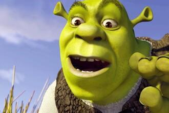 Cel mai simpatic monstru verde se intoarce! Un nou film cu Shrek