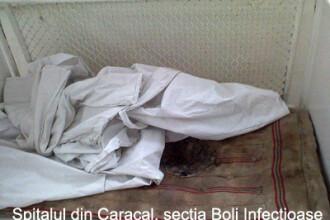 Imagini-soc din spitalele romanesti!