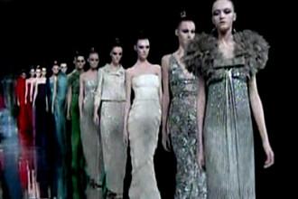 Extravaganta si optmism la Saptamana Modei de la Paris