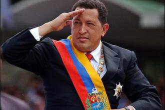 Hugo Chavez ameninta Londra cu
