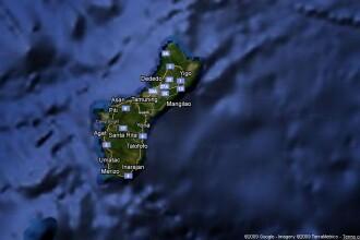 Cutremur cu magnitudinea de 6,2 in Guam