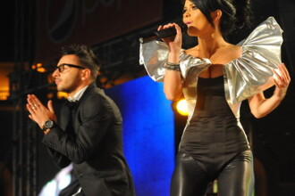 Inna e pe primul loc in Topul Billboard, la sectiunea Hot Dance Airplay!