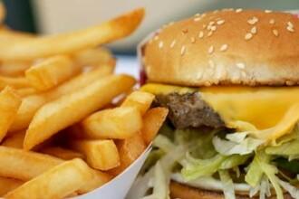 Taxa pe fast food- doar o idee, ne linistesc autoritatile