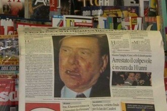 Berlusconi se reface incet, dar sigur, dupa lovitura primita luna trecuta