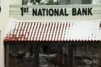 2 adolescente suspectate ca au jefuit o banca