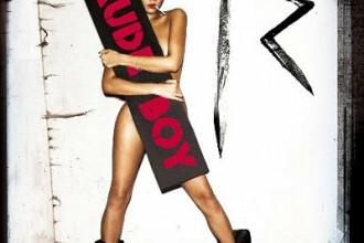 """Goala, dar cu joben pe cap! Rihanna isi promoveaza noul single """"Rude Boy""""!"""