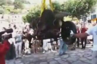 Un Bugatti care a stat pe fundul unui lac 73 de ani, scos la licitatie!