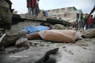 Fara Dumnezeu! Scot bani din dezastrul care a lovit Haiti