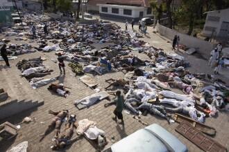 Haiti, intre disperare si violenta!
