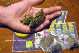 Peste 500.000 de tineri consuma droguri usoare in Romania