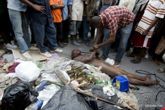Spanzurat si ars in mijlocul strazii! Razbunare animalica in Haiti