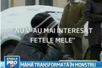 Mama criminala din Suceava bause inainte sa-si ucida copilele