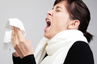 Alte patru cazuri de gripa noua. Totalul a ajuns la 6.952