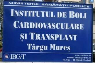 Institutul Inimii din Targu Mures, in pragul unui colaps! Nu sunt bani