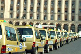 S-a zis cu monopulul de taxiuri de pe Otopeni