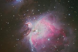 Un obiect misterios a aparut in Calea Lactee. Se afla in apropierea gaurii negre din galaxia noastra