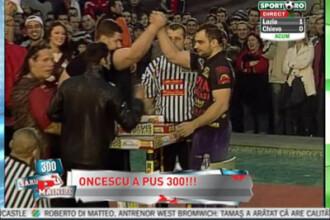 SHOW total marca www.sport.ro: Oncescu a doborat 300 de oameni!