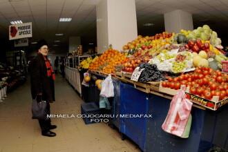 Afacerea producatorilor de fructe si legume, bocna din cauza gerului