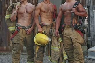 Pompierii aprind cel mai mult imaginatia femeilor!