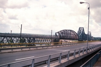 Podul de la Cernavoda, inchis pentru repartii un an. Vezi rute ocolitoare