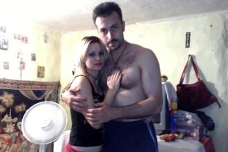 Cazul de la Cernavoda: Sotii Bogdan si Gabriela au dus o existenta dubla