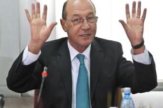 Basescu: Nu tot ce ne da prin cap face parte din definitia statului social