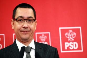 Ponta: Alianta PSD-ACD, gata inainte de luna martie