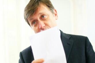 Antonescu: Isarescu nu poate fi Ali Baba peste cei 40 de pedisti