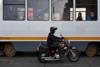 Circulatia tramvaielor din zona Ghencea, Bucuresti, blocata de un accident