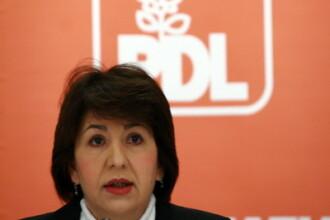 Sulfina Barbu: Exista posibilitatea ca Emil Boc sa fie reales lider al PDL