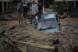 Catastrofa din Brazilia: peste 700 de oameni au murit in inundatii