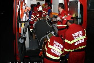 Accident tragic in Oradea. Trei morti dupa ce un TIR a intrat intr-o masina